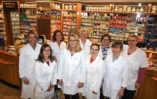 Team der Engel-Apotheke