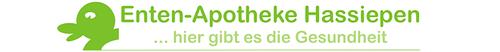 Logo der Enten-Apotheke Hassiepen