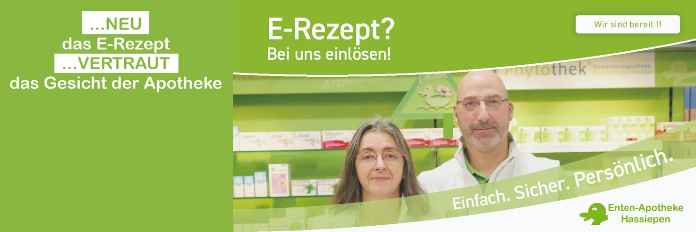 Das E-Rezept kommt 2021