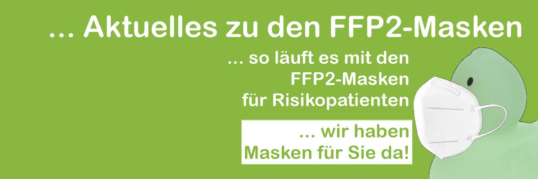 FFP2-Masken für Risikopatienten