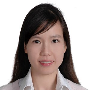Porträtfoto von Frau Dr. P. Chao