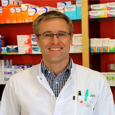 Porträtfoto von Dr. Ingo Dramburg