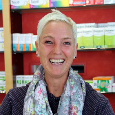 Porträtfoto von Anke Druffel