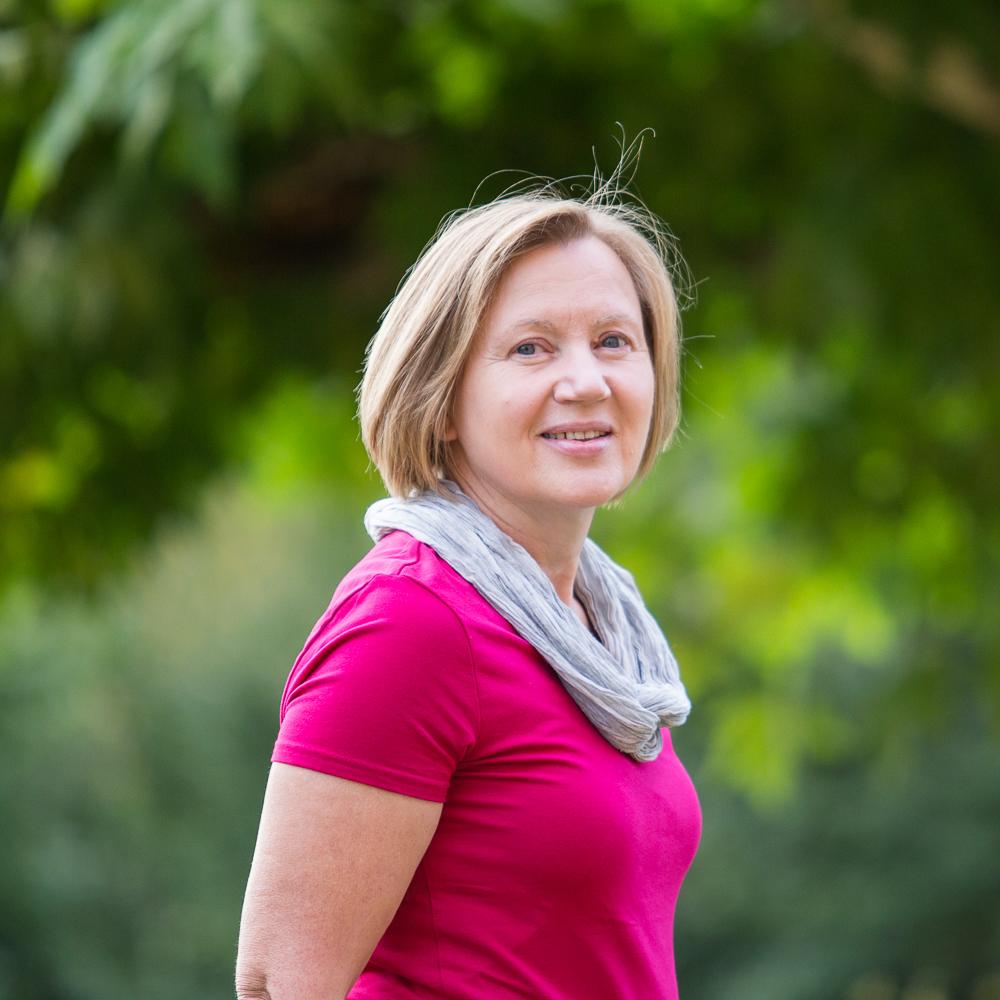 Porträtfoto von Frau Beate Göbel