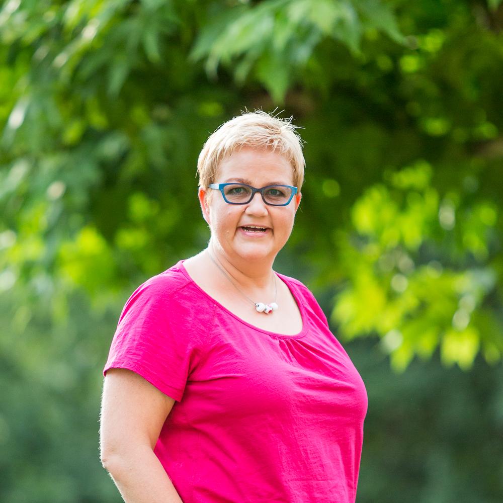 Porträtfoto von Frau Rita Schubert