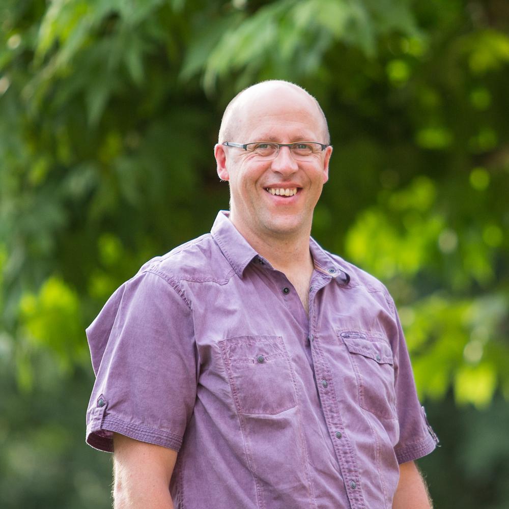Porträtfoto von Herr Martin Schubert