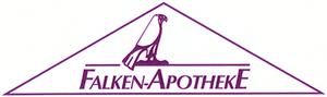 Logo der Falken-Apotheke Hügelsheim