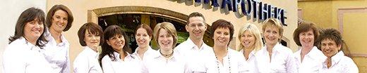 Team der Falken-Apotheke