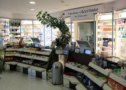 Falkenburg Apotheke Köln