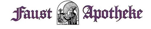 Logo der Faust-Apotheke