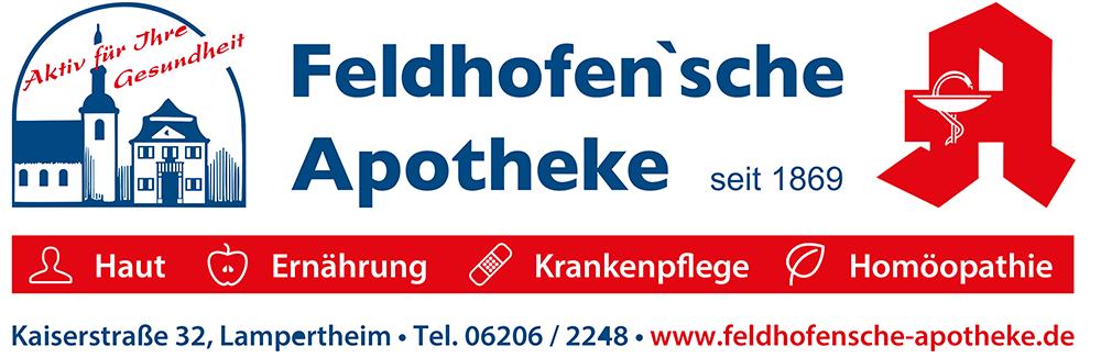 Logo der Feldhofensche Apotheke