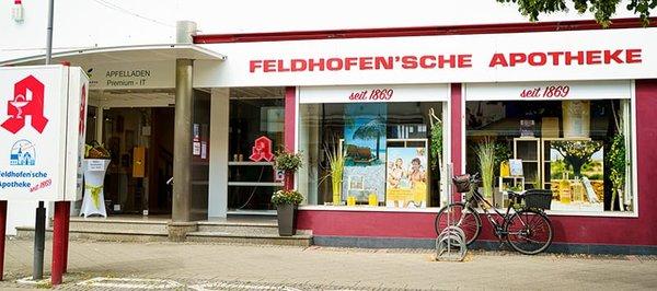 Team der Feldhofensche Apotheke