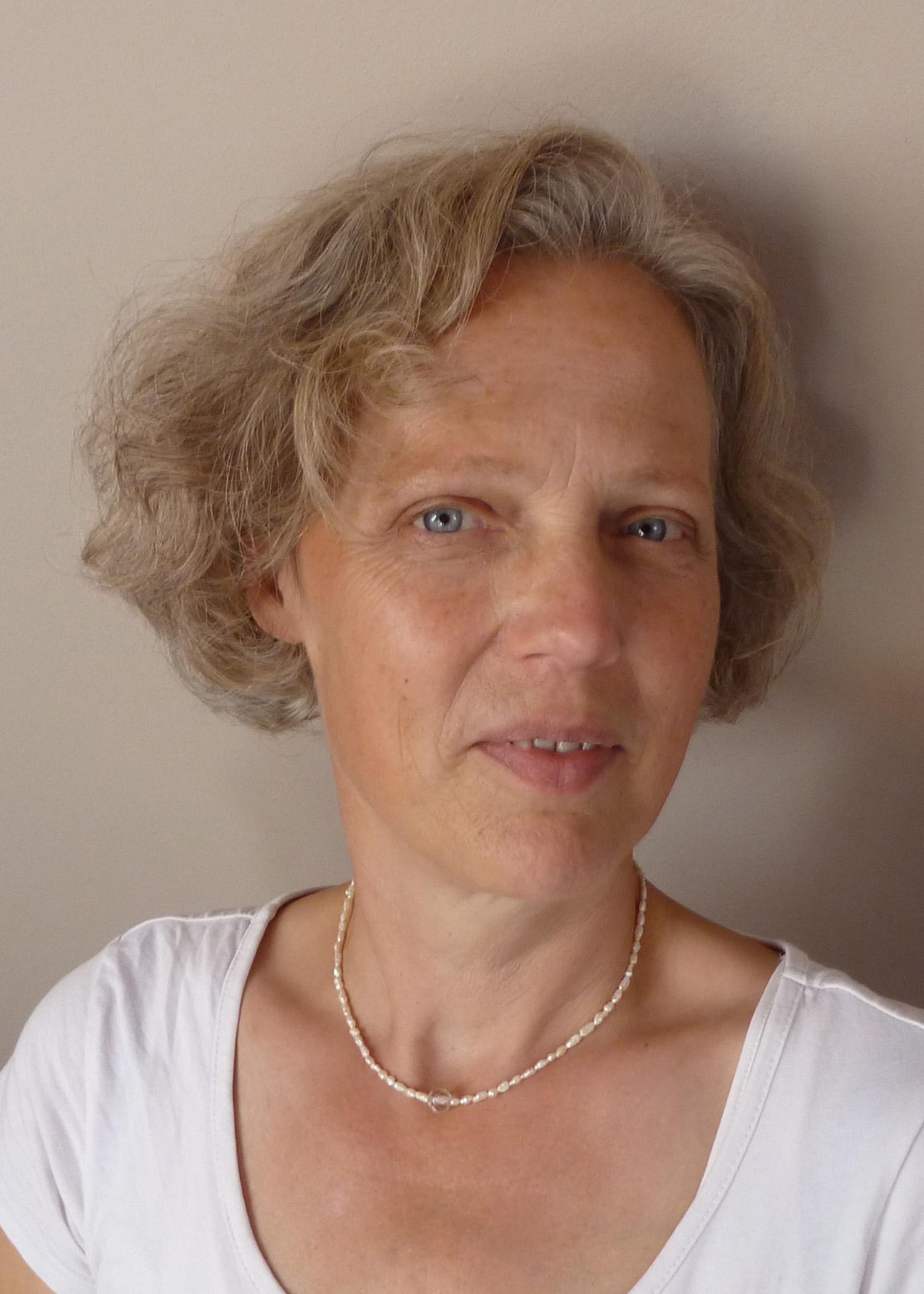 Porträtfoto von Anne Egbring
