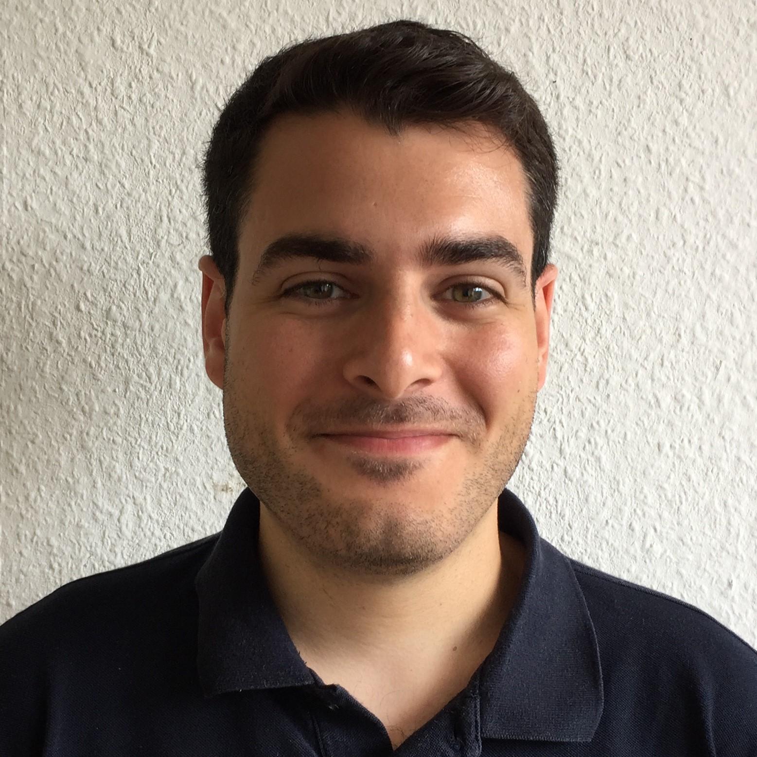 Porträtfoto von Gonzalo Jiménez Roger