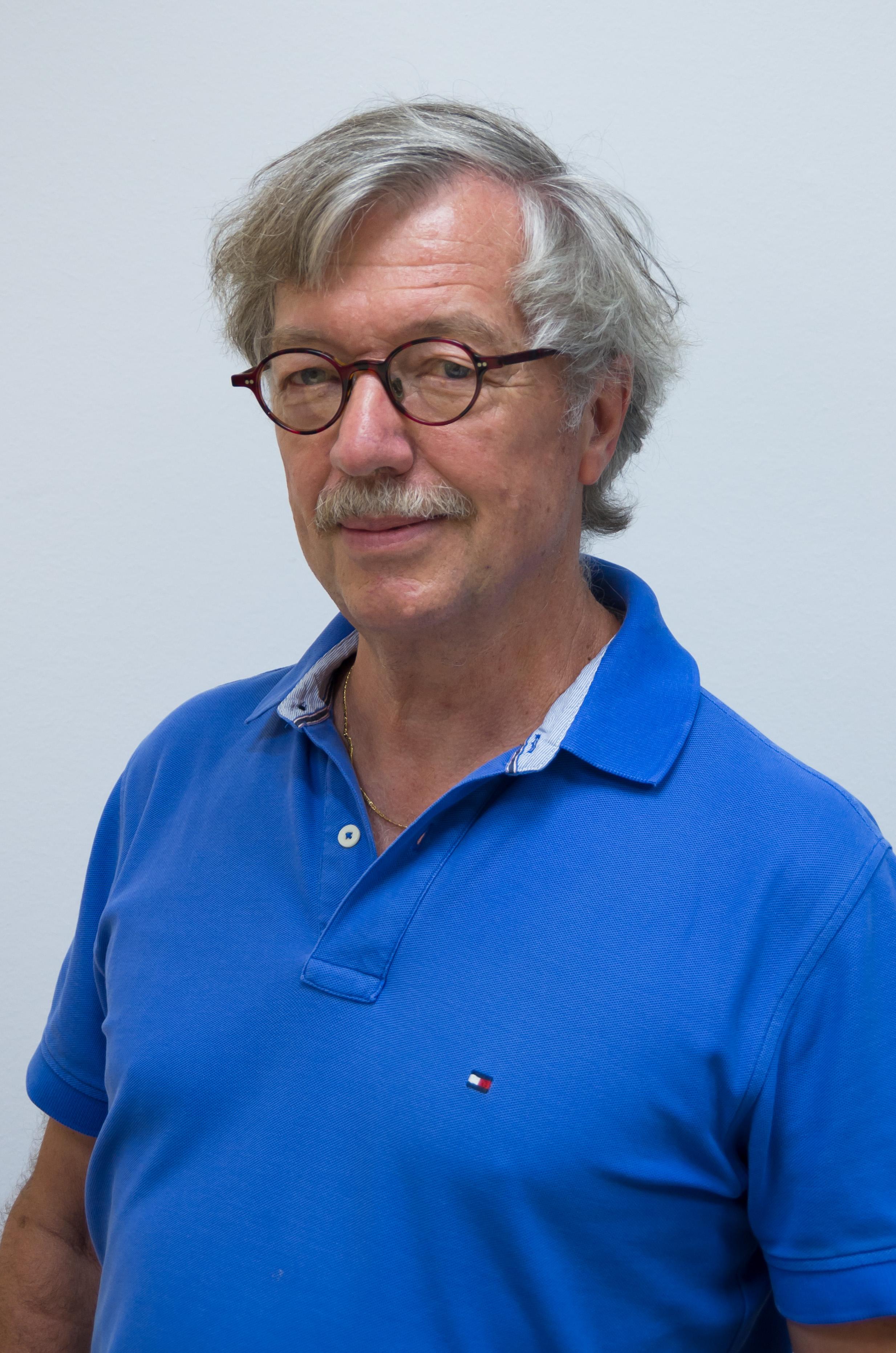 Porträtfoto von Rainer Verheyen