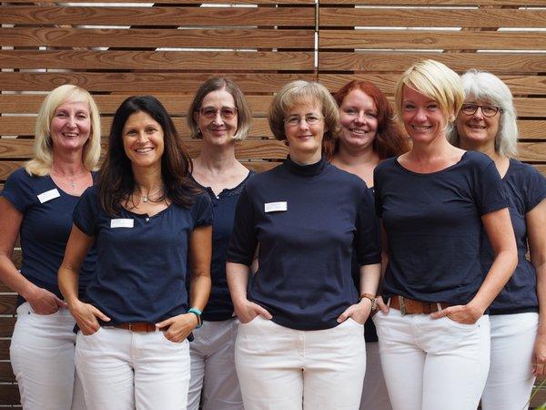 Team der Flora-Apotheke