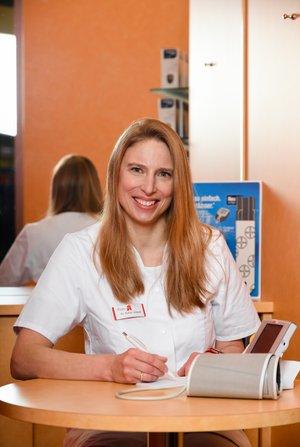 Porträtfoto von Dr. Katrin Elshoff