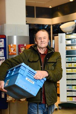 Porträtfoto von Rolf Brügger