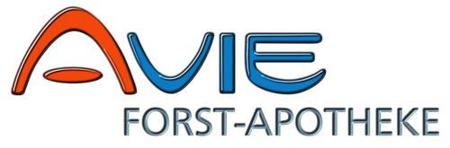Logo der AVIE Forst-Apotheke