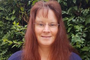 Porträtfoto von Frau Rißmann