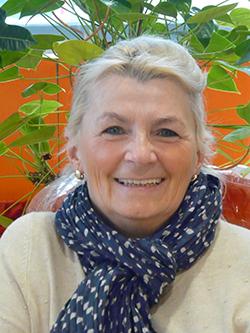 Porträtfoto von Frau Borowiak