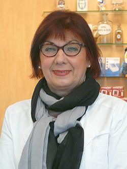 Porträtfoto von Frau Sojka-Pietz