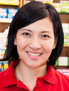 Porträtfoto von Thi Ngoc Bich Tran-Ngo
