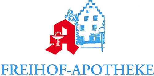 Logo der Freihof-Apotheke