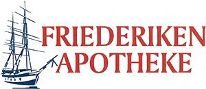 Logo der Friederiken-Apotheke