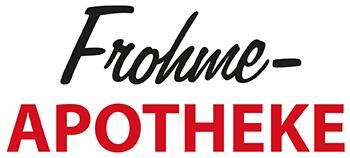 Logo der Frohme-Apotheke