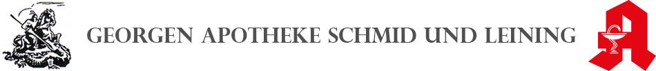 Logo der Georgen Apotheke Schmid und Leining OHG