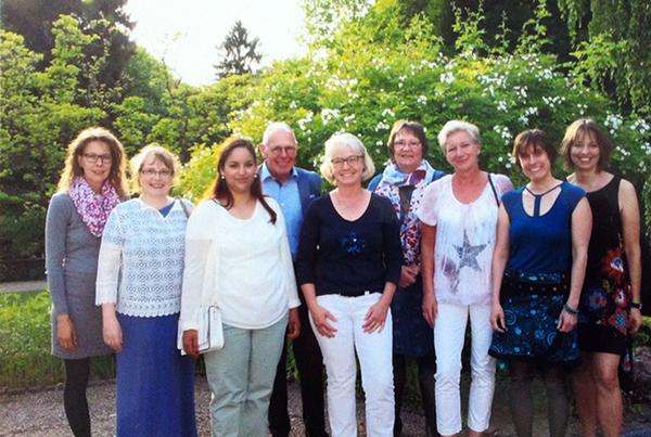 Team der Georgen Apotheke Schmid und Leining OHG