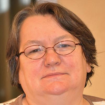 Porträtfoto von Frau Gabriele Suchowiersch