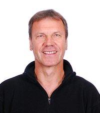 Porträtfoto von Rolf Böld