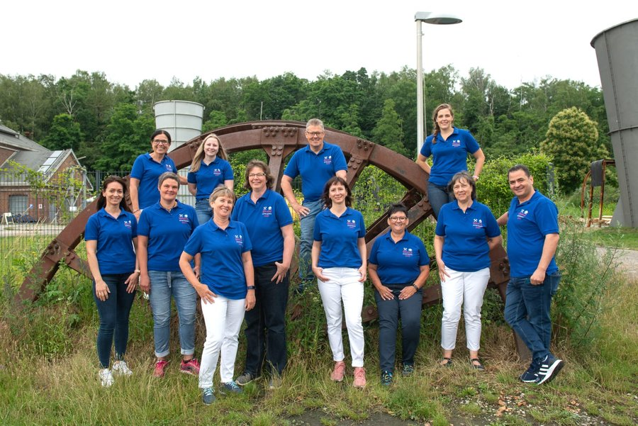 Team der Glückauf-Apotheke
