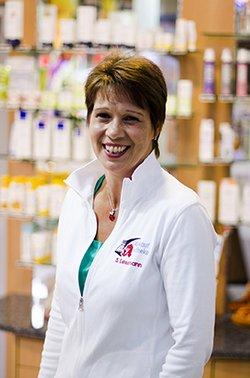 Porträtfoto von Susanne Leßmann