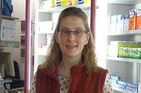 Porträtfoto von Jutta Krämer