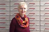 Porträtfoto von Pia Dörr
