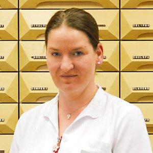 Porträtfoto von Anke Rieger