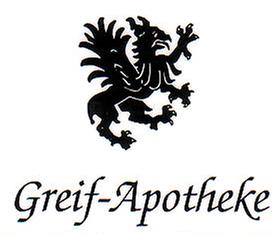 Logo der Greif-Apotheke