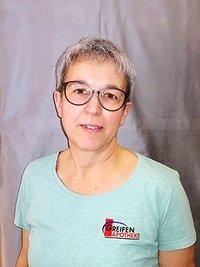 Porträtfoto von Isolde Schreiner