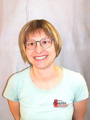 Porträtfoto von Nicole Utz