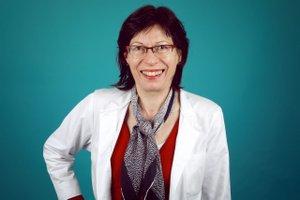 Porträtfoto von Ursula Soentgen