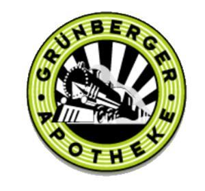 Logo der Grünberger Apotheke