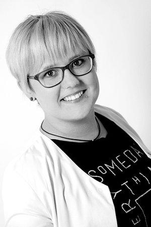 Porträtfoto von Carola Bergmann