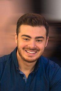 Porträtfoto von Hadi Faddoul