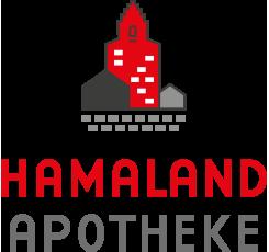 Logo der Hamaland-Apotheke OhG
