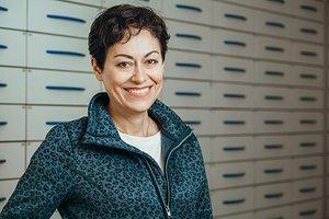 Porträtfoto von Sepideh Ansari