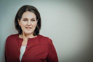 Porträtfoto von Ute Nezameddini