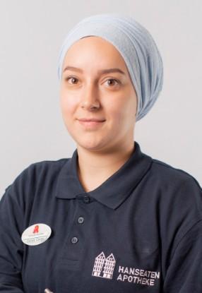 Porträtfoto von Frau Gamze Cengiz